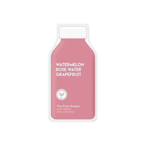Raw Juice Mask | The Pink Dream for Moisturizing
