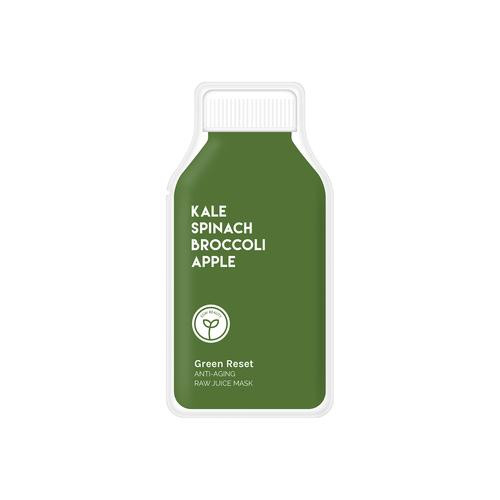 Raw Juice Mask | Green Reset for Anti Aging