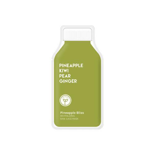 Raw Juice Mask | Pineapple Bliss for Revitalizing