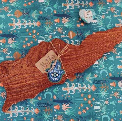 St. Croix Mahogany Board