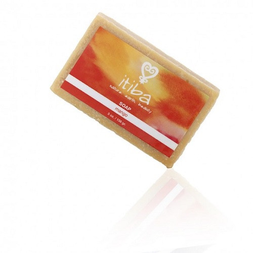 Mango Body Soap