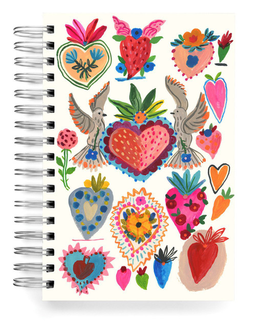Love Hearts Journal