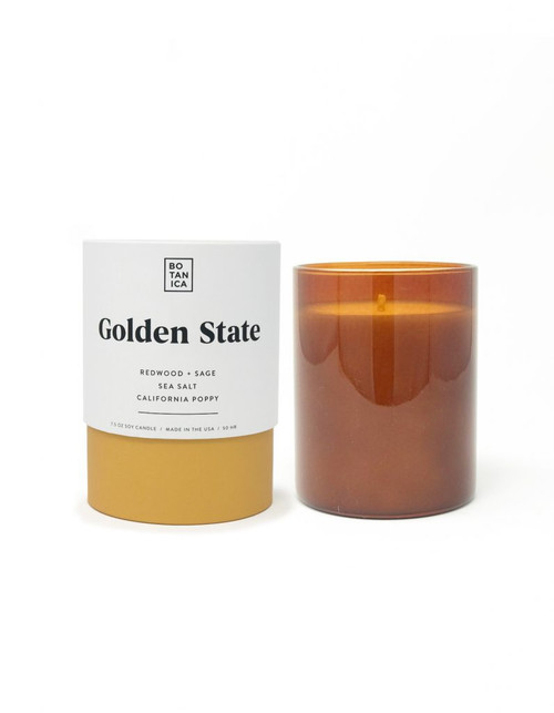 Golden State Candle