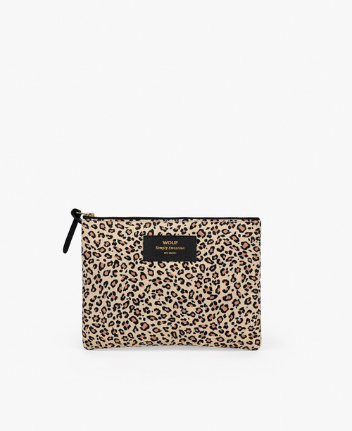 Large Pouch | Pink Savannah