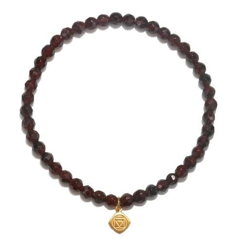 Chakra Bracelet | Garnet Root