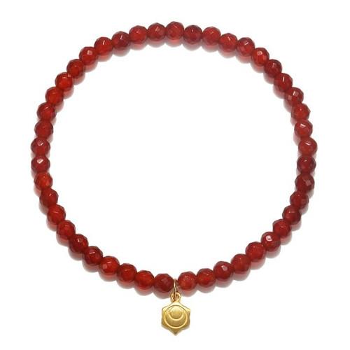 Chakra Bracelet | Carnelian Sacral