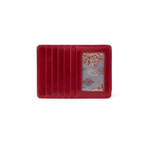 Euro Slide Wallet Garnet
