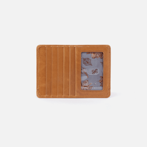 Euro Slide Wallet Honey