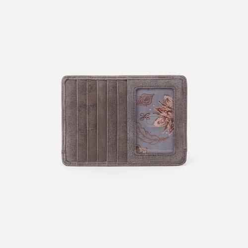 Euro Slide Wallet Titanium