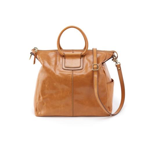 Sheila Travel Bag | Honey