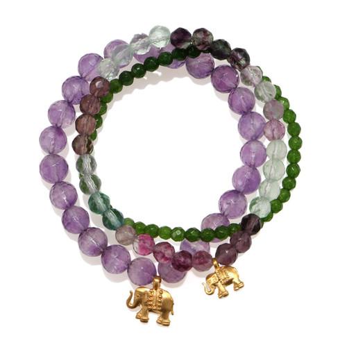 Elephant Set Bracelet