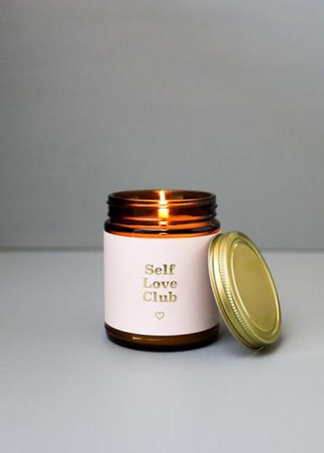 Mantra Candle | Self Love Club