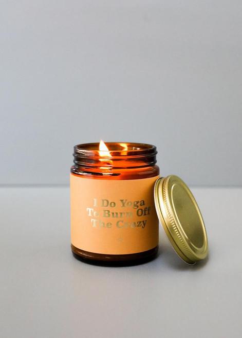 Mantra Candle | Yoga