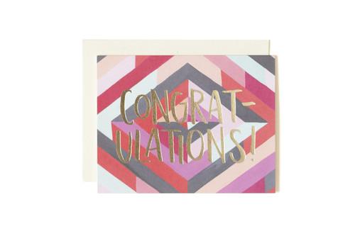Diamond Congratulations Card