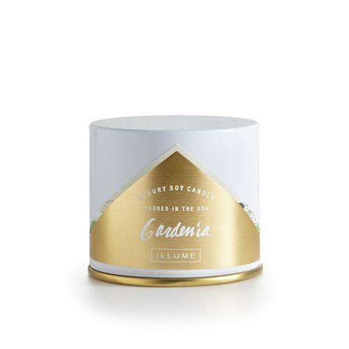 Demi Vanity Tin Candle | Gardenia
