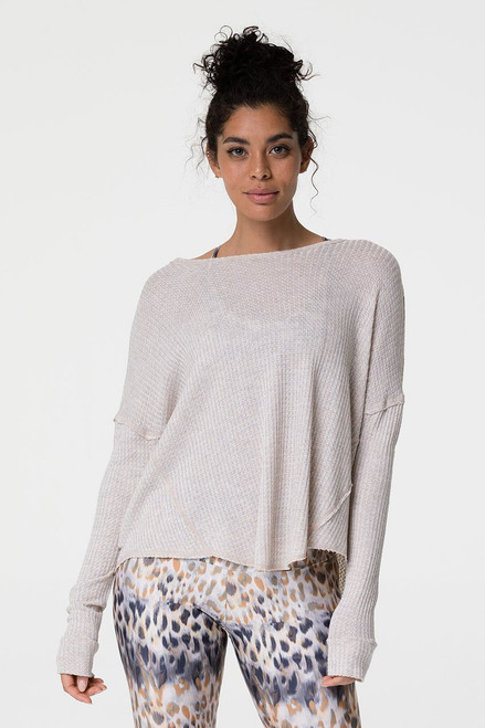 Raglan Pullover | Oatmeal