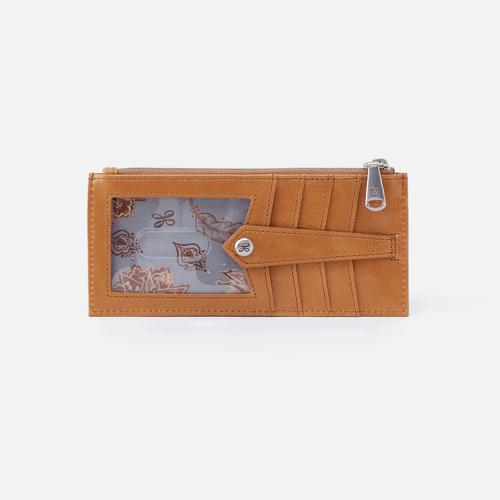 Linn Credit Card Wallet | Honey