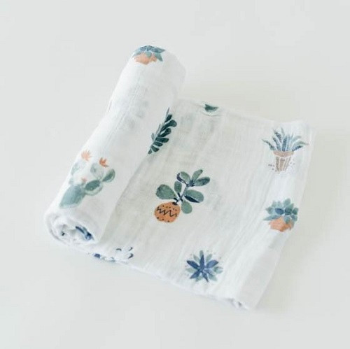 Cotton Swaddle | Prickle Pots