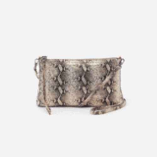 Darcy Convertible Crossbody Glam Snake