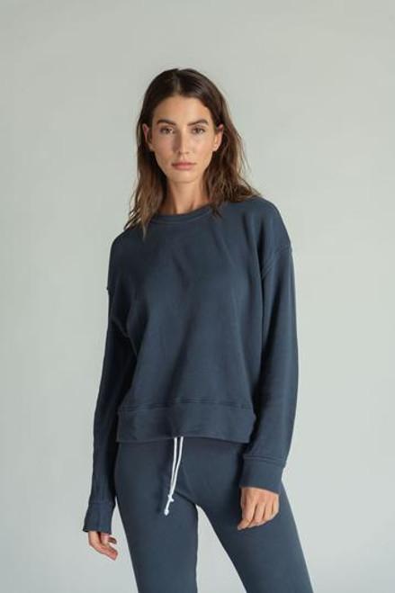 Tyler Pullover Sweatshirt | Night
