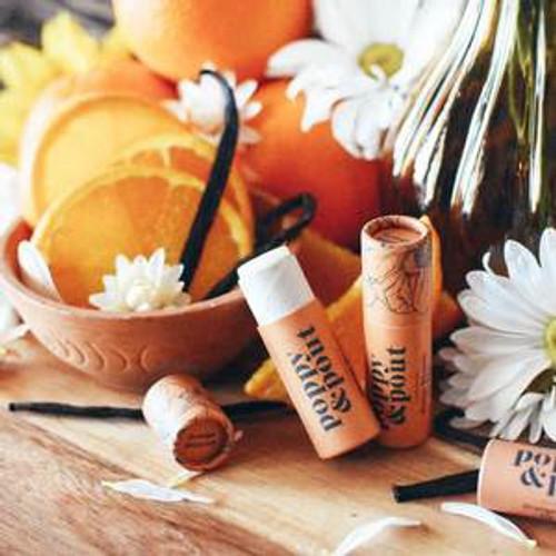 Orange Blossom Lip Balm
