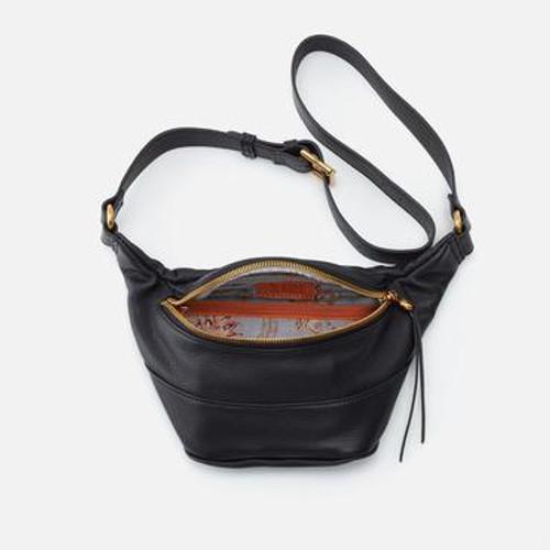 Jett Hip Belt Bag | Black