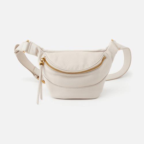 Jett Hip Belt Bag | Powder White