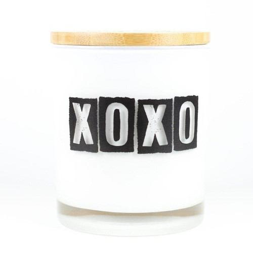 XOXO Soy Candle | Prosecco Fizz