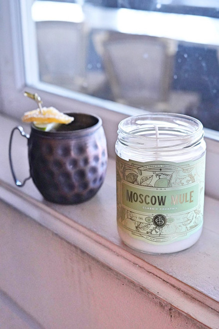 Moscow Mule Candle