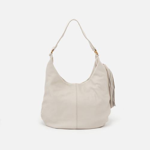 Gardner Shoulder Bag   Powder White