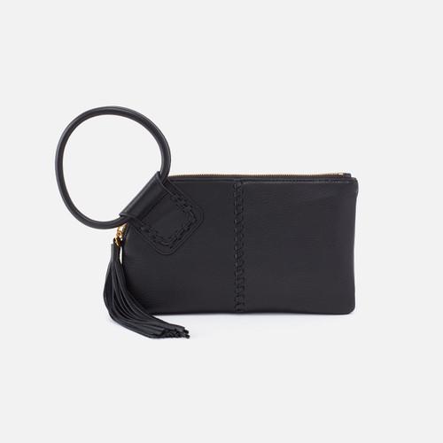 Sable Wristlet | Black