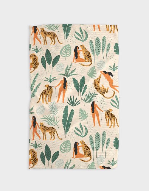 Kitchen Tea Towel | Here, Kitty