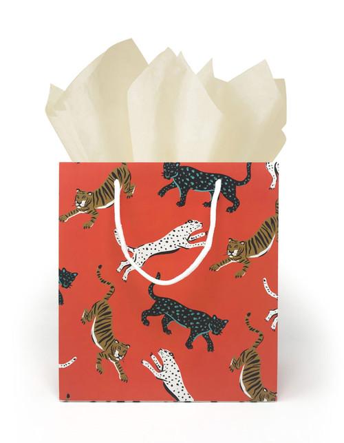 Wild Cats Gift Bag
