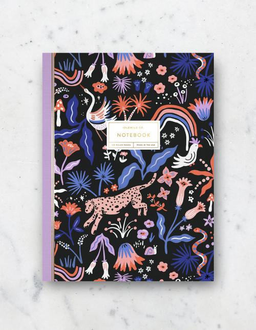 Midnight Menagerie Notebook