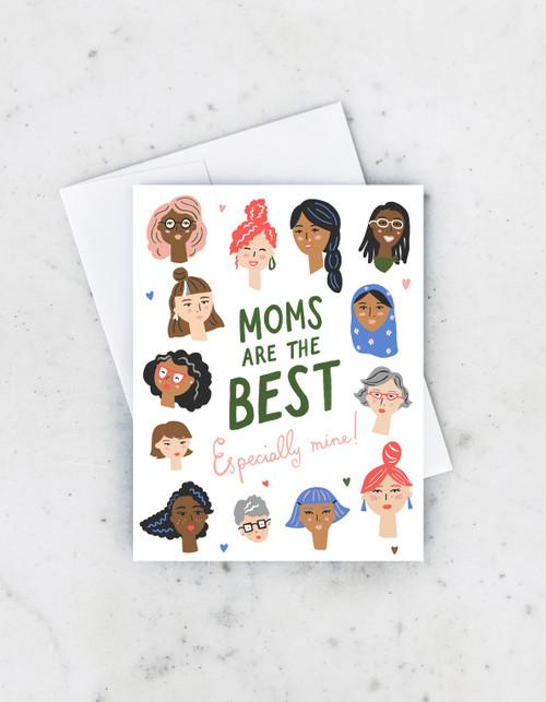 Diverse Moms Card
