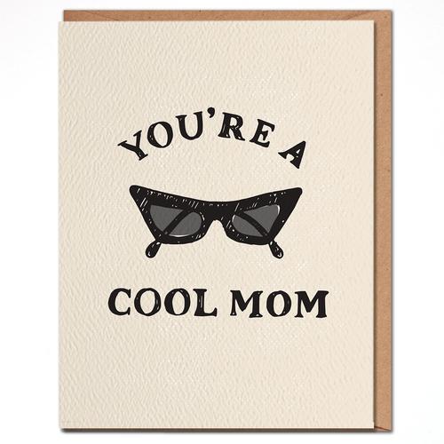 Cool Mom Card
