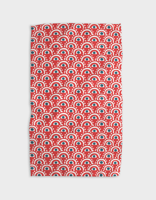 Kitchen Tea Towel | See What I Saw