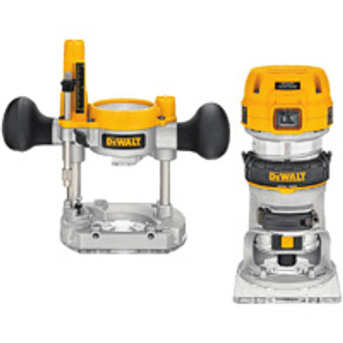 DEWALT ROUTER 900W VAR SPEED