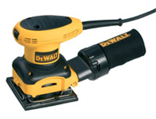 Dewalt Orbital Palm Grip Sander