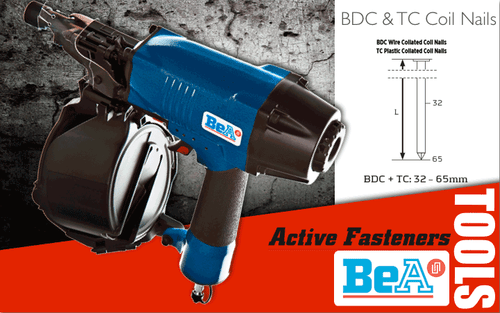 ACTIVE COIL NAILER 32-65 567DC