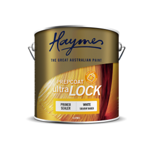 Haymes prepcoat ultra lock 4L