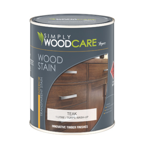 Haymes woodcare wood stain teak 250ml