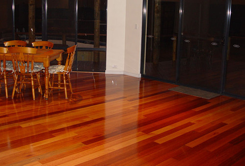 Flooring Karri 85x19mm select KD EM T&G