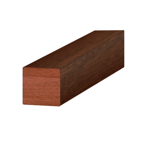 HARDWOOD MERBAU 90X90MM SOLID