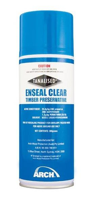 TIMBER ENSEAL CLEAR