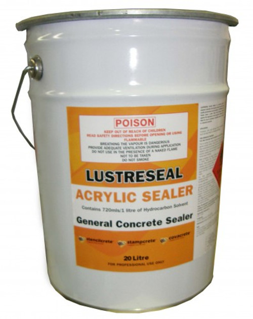 Parchem acrylic sealer 20L
