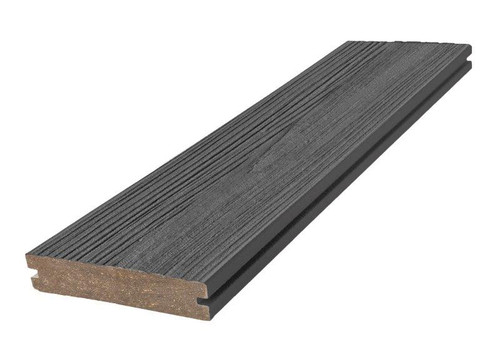 90x23  Evalast Capetown Grey Grooved