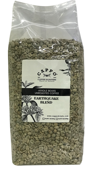 Earthquake Blend