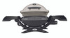 WEBER® Q1200 - RV Low-Pressure Quick-Connect compatible Grill