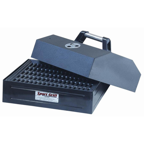"""BBQ Grill Box Accessory  Fits all 14"""" and 16"""" Stoves"""